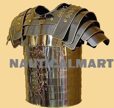 Roman Armor Lorica Segmentata - Brass