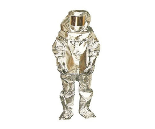 Aluminised Suit