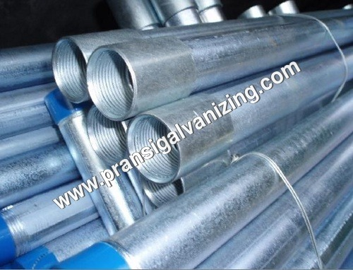 Hot Dipped Galvanized tubes