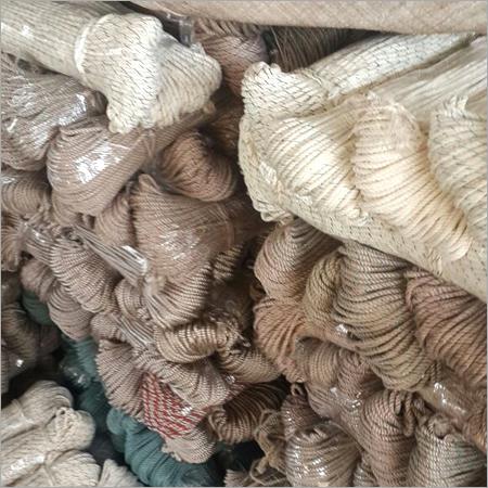 Multi Colored Nylon Rope