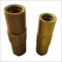 Copper Bonded Electrode Coupling