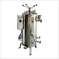Fully Automatic Vertical Autoclave