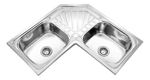 Corner Kitchen Sinks