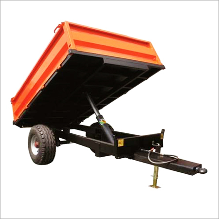 Hydraulic Tipping Trolley