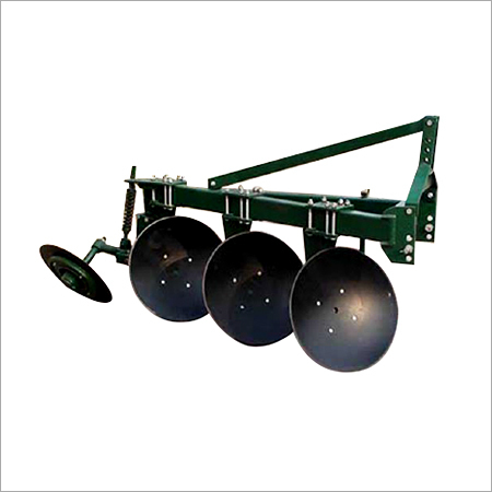 Mounted Disc Plough (Tubular Frame)