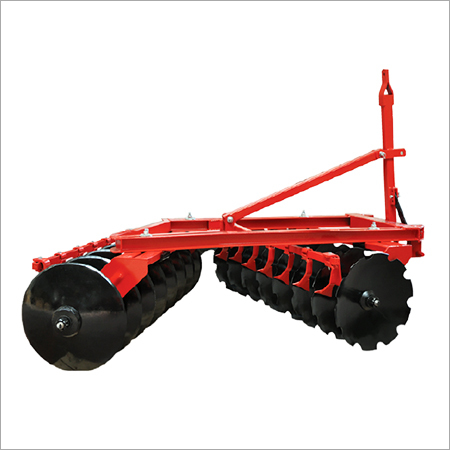 Heavy Duty Mounted Cum Trailed Offset Disc Harrow