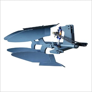 Hydraulically Reversible MB Plough