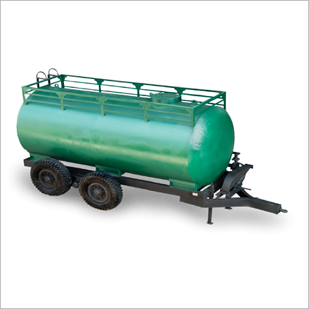 Mobile Water Tanker