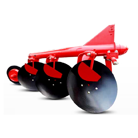 Mounted Disc Plough (Tubular Type)