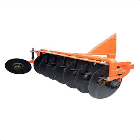Poly Disc Harrow - Plough