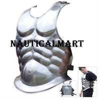 Medieval Roman Muscle Armor Breastplate Cuirass Body  Armor