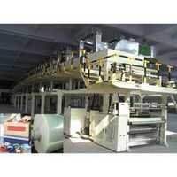 Self adhesive BOPP Coating Machine
