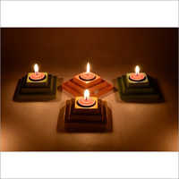 Gift Articles Concrete Candle Holder