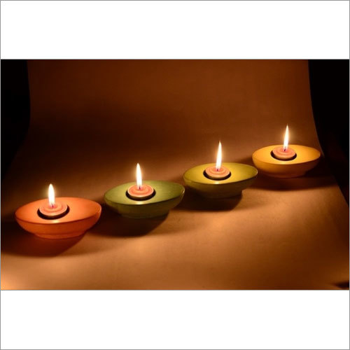 Handmade Candle Stand Designs : Tealight candle holders handmade glass mosaic design red