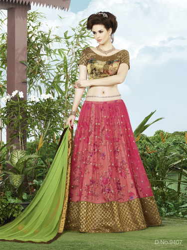 Indian Party Wear Lehenga