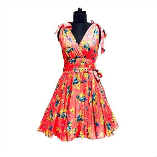 Ladies Fancy One Piece Dress