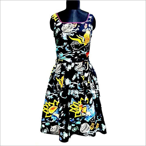Ladies One Piece Dress