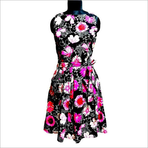 Ladies Latest One Piece Dress