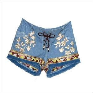 Girls Fancy Shorts