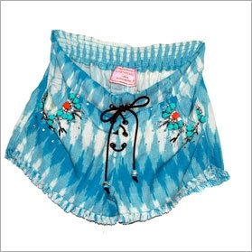 Ladies Designer Shorts