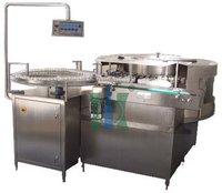 Vertical Rotary Vial Washing Machine