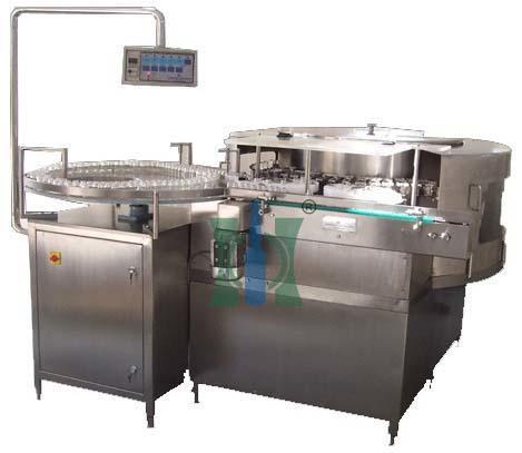 Rotary Vial Rinsing Machine