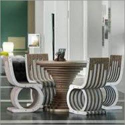 Hotel Steel Chair