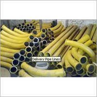 Concrete Pump Pipe Bend
