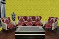 Chenille sofa cover Treat