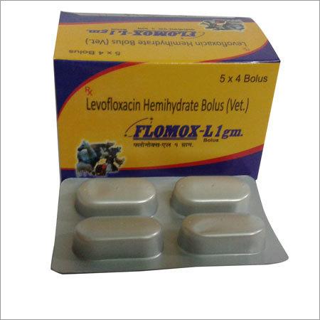 Flomox-L Levofloxacin Hemihydrate Tablets