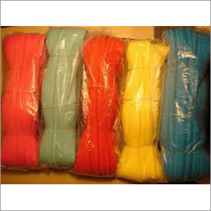 Color Nylon Zippers
