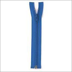 Blue Nylon Zipper