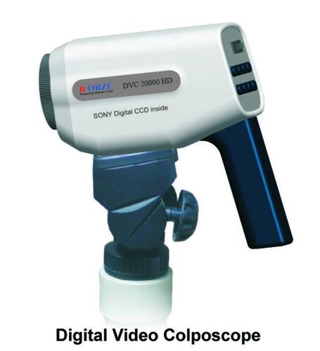 Digital Video Colposcope
