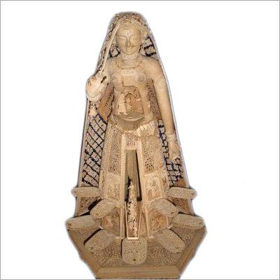 Rajasthani Wooden Doll