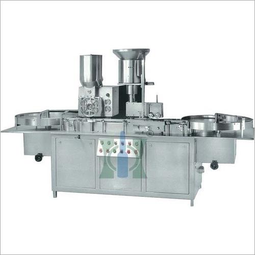 Sterile Dry Powder Filling Machine