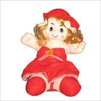 Sitting Doll Soft Toy