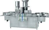 Double Wheel Injectable Dry Powder Filling Machine