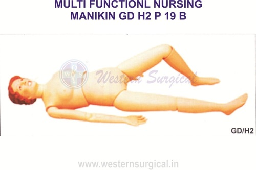 Multi Functional Nursing Manikin