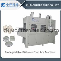 Biodegradable Plate Making Machine  sc 1 st  ZH Moulded Pulp Co.Ltd & Bagasse Pulp Disposable Tableware Plate MachineDisposable Tableware ...