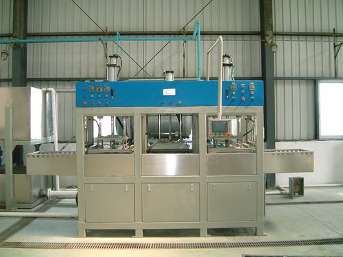 Bagasse Plates Making Machine