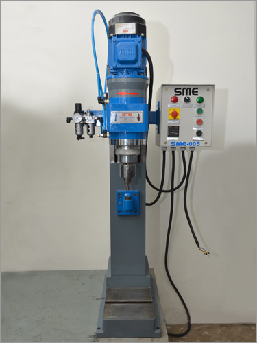 Utensil Riveting Machine Certifications: Iso 9001:2008