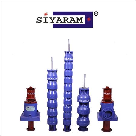 Deep Well Vertical Turbine Pumps