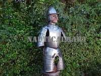 Medieval Larp Early 17th Century Spanish Suit Of Armor