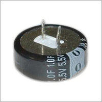 Double Layer Batteries Electrolytic Capacitor