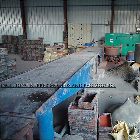 PVC Brick Moulds