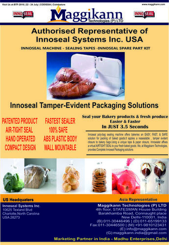 Innoseal Sealing Machine