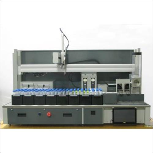 Automated Quechers Platform Model Q40