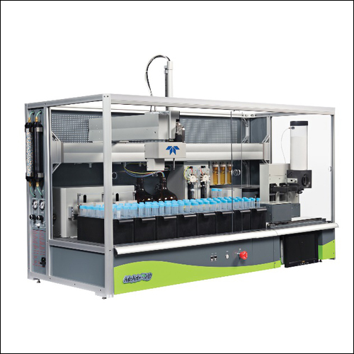 Fully Automated Sample Preparation System Quechers