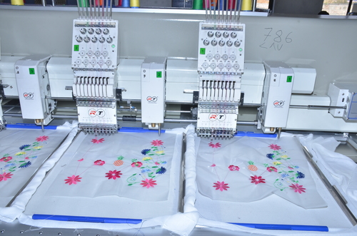 Mixed Chain Stitch Machine
