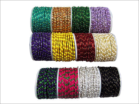 Multi Colored Glass Bangles